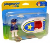 Playmobil 1.2.3 Kustwacht - 6720
