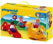 Playmobil 1.2.3 Speeltuin - 6748