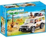 Playmobil Safari 4x4 met lier - 6798