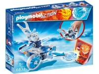 Playmobil Frosty met disc-shooter - 6832