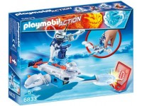 Playmobil Icebot met disc-shooter - 6833