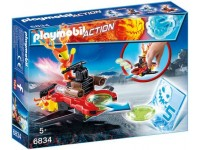 Playmobil Sparky met disc-shooter - 6834