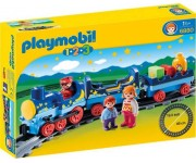 Playmobil 1.2.3 Sterrentrein met passagiers - 6880