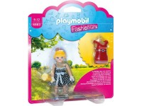 Playmobil Fashion Girl retro - 6883