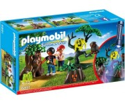 Playmobil Nachtdropping met UV-lamp - 6891