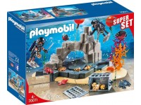 Playmobil SuperSet SIE Onderwatermissie - 70011
