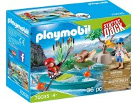 Playmobil StarterPack Kajak training - 70035