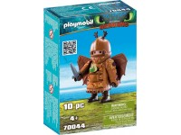Playmobil Vissenpoot in vliegpak - 70044