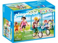 Playmobil Familiefiets - 70093