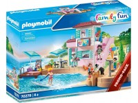 Playmobil IJssalon aan de haven - 70279