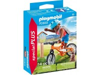 Playmobil Mountainbiker - 70303