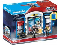 Playmobil Speelbox Politiestation - 70306