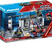 Playmobil City Action Meeneem SIE-centrale - 70338