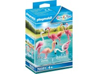Playmobil Zwerm flamingo's - 70351