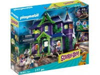Playmobil Scooby-Doo Avontuur in Mystery Mansion - 70361