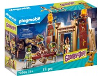 Playmobil Scooby-Doo In Egypte - 70365