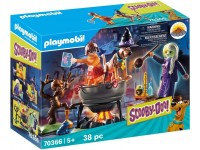 Playmobil Scooby-Doo In de Heksenketel - 70366