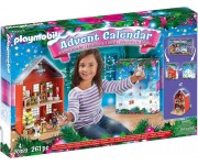Playmobil Adventskalender XL Kerst in huis - 70383