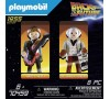 Playmobil DuoPack Marty McFly & Dr. Emmet Brown - 70459