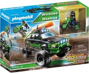 Playmobil Weekend warrior pick up truck - 70460