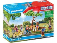 Playmobil In het stadspark - 70542