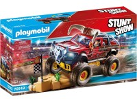 Playmobil Stuntshow Monster Truck met hoorns - 70549