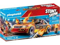 Playmobil Stuntshow Crashcar - 70551