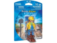 Playmobil Playmo-Friends Bouwvakker - 70560