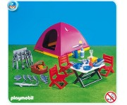 Playmobil Koepeltent (polybag) - 7260