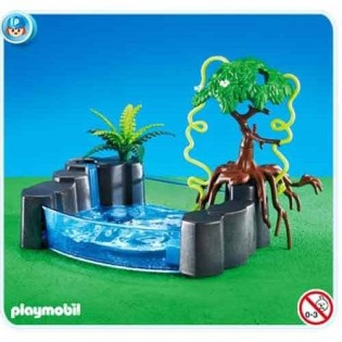 Playmobil Waterbekken (folieverpakking) - 7474