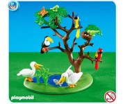 Playmobil Exotische vogels (folieverpaking) - 7994
