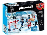 Playmobil Adventskalender IJshockey - 9017