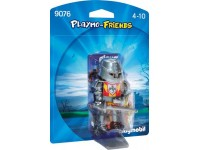 Playmobil Playmo-Friends Zwarte drakenridder - 9076