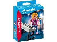 Playmobil Zangeres met keyboard - 9095