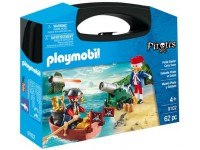 Playmobil Meeneemkoffer piraten set - 9102