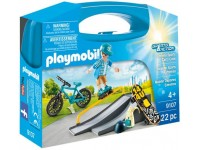 Playmobil Meeneem koffertje extreme sports - 9107