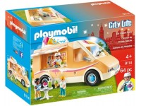 Playmobil Ice cream truck - 9114