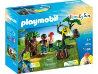 Playmobil Nachtdropping met UV-lamp - 9156