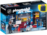 Playmobil Play Box IJshockey NHL locker room - 9176