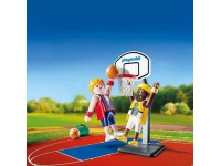 Playmobil Ei Basketballers met ring - 9210