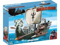 Playmobil Drago's schip - 9244