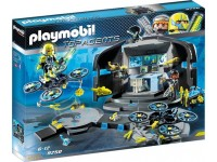 Playmobil Top Agents Dr. Drone's commandocentrum - 9250