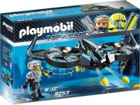 Playmobil Top Agents Megadrone - 9253