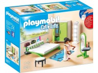 Playmobil Slaapkamer met make-up tafel - 9271