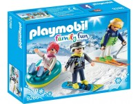 Playmobil Wintersporters - 9286