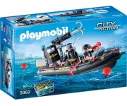 Playmobil SIE-rubberboot - 9362