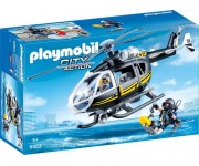 Playmobil SIE-helikopter - 9363