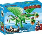 Playmobil Brokdol & Knoldol met Burp & Braak - 9458