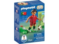 Playmobil Nationale voetbalspeler Portugal - 9516