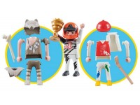 Playmobil Multi Play holbewoner coureur schilder (folieverpakking) - 9854